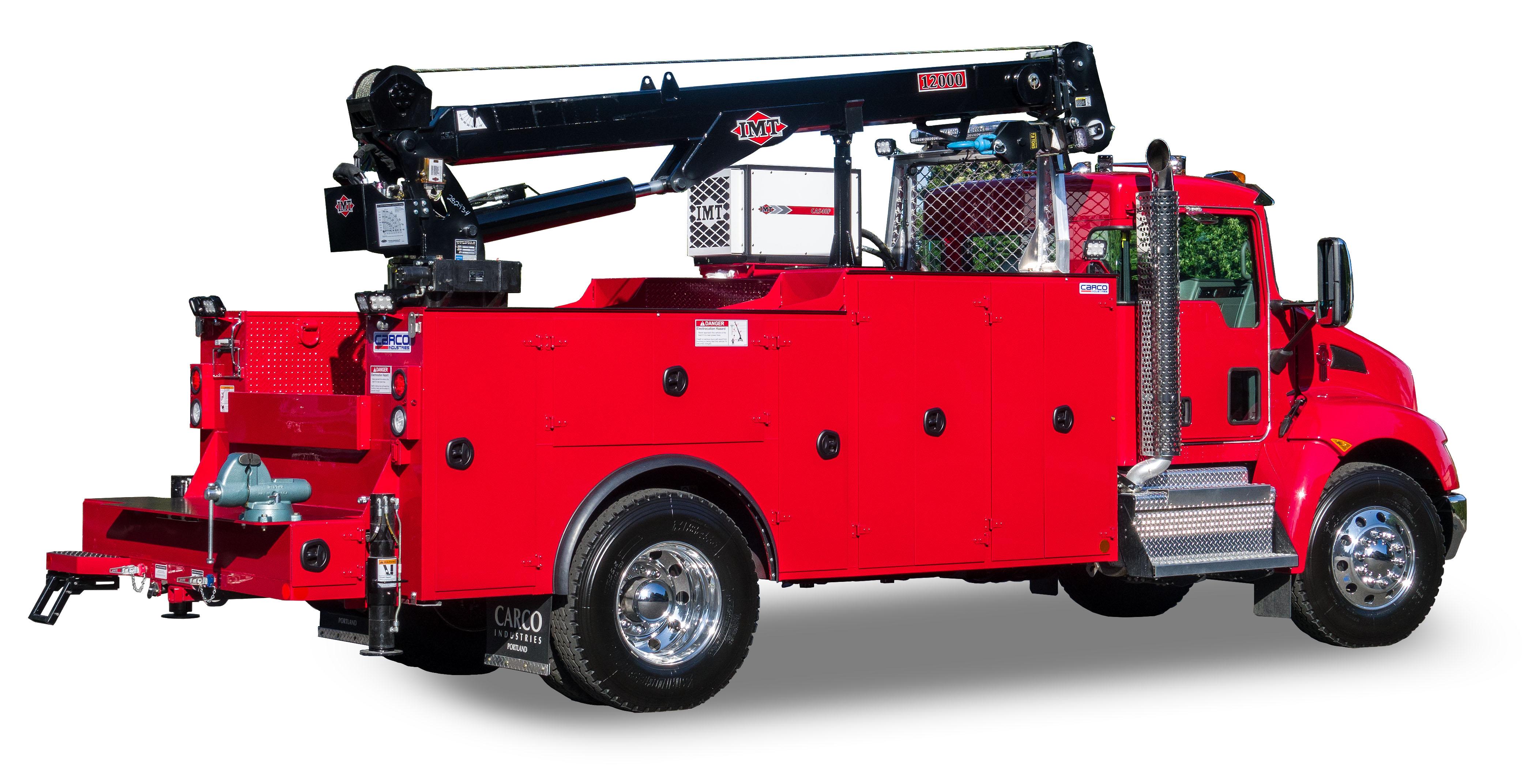 Standard Mechanics Truck
