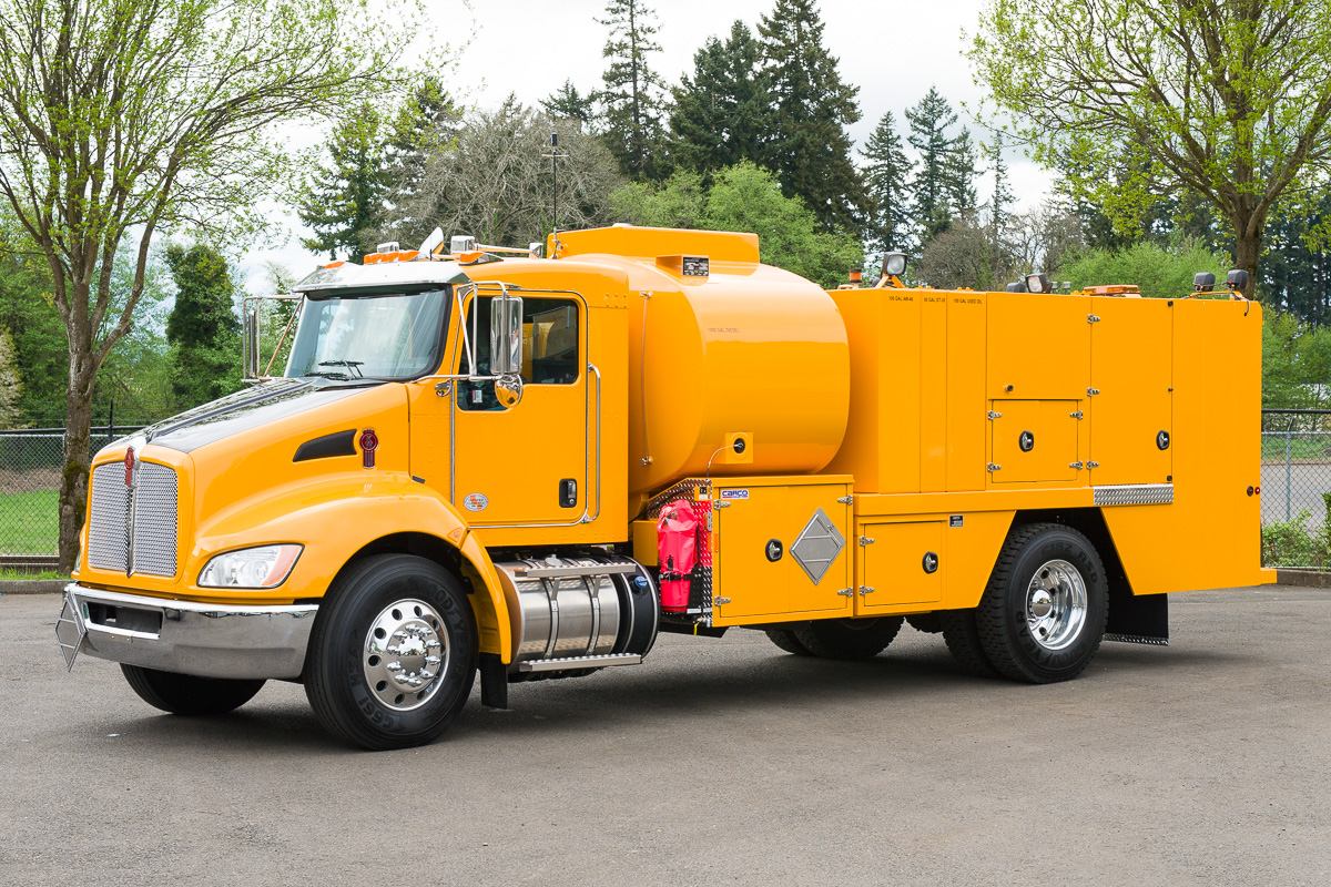 Fuel And Lube Trucks Carco Industries