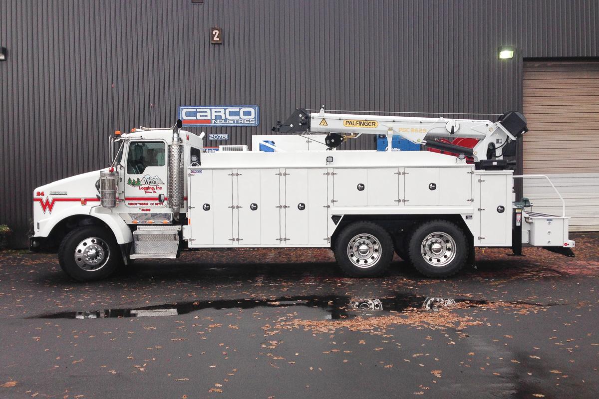 Mechanics Trucks Carco Industries
