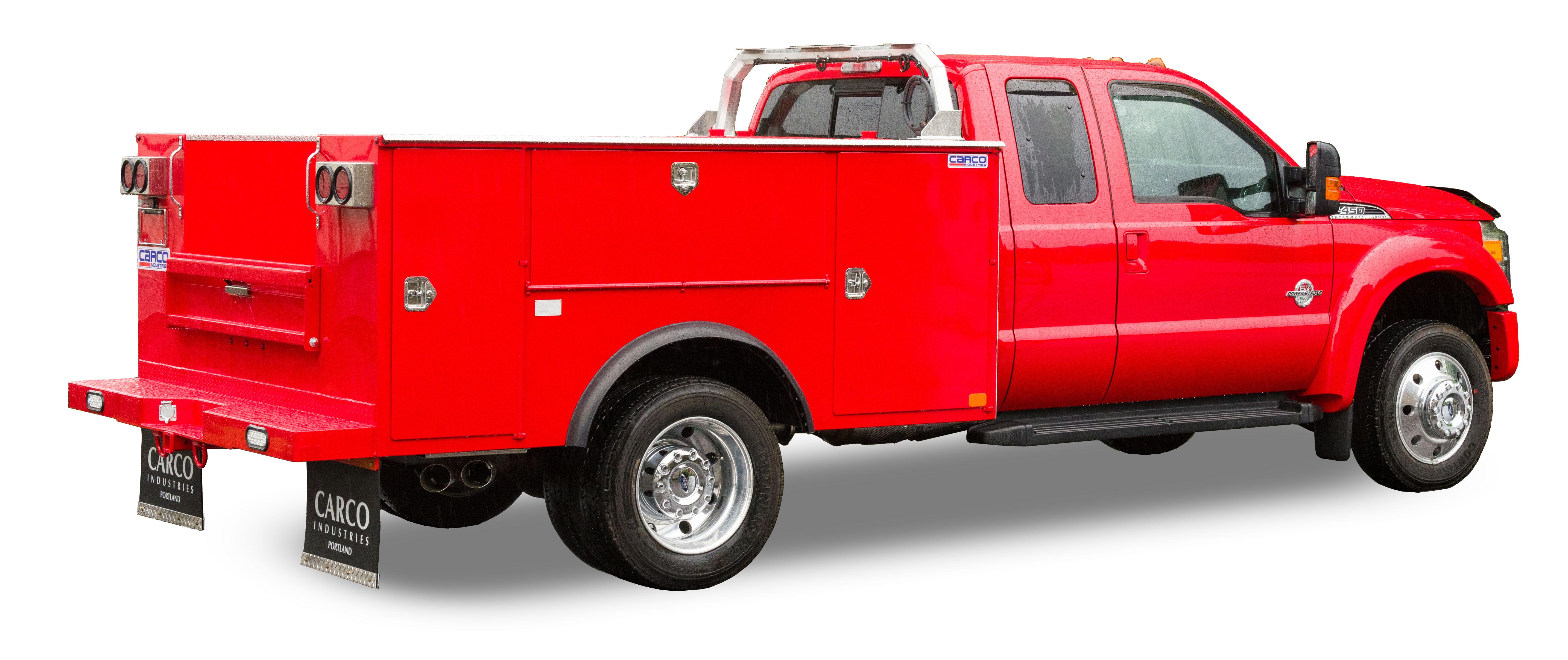 Service Truck Bodies