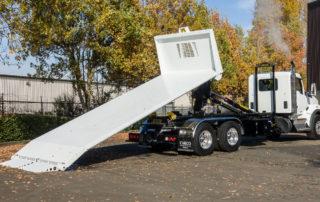 Hooklift Truck