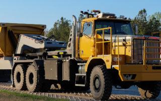 MBT-40 Multi-body Transformer Truck
